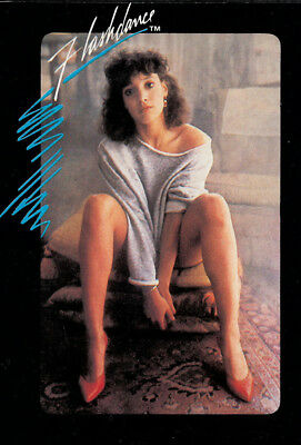 Set COMPLETO di Stickers FLASHDANCE - Edizioni PANINI 1983