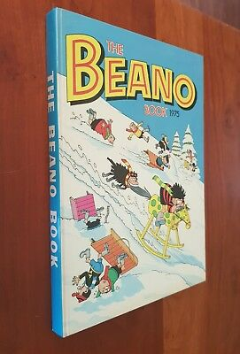 The Beano Book Annual 1975 - Great condition unclipped