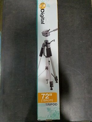 72 Trudigital Heavy Duty Tripod For Digital Cameras