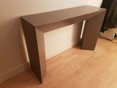 DWELL SOPHIA Console Table Stone Great Condition 6500