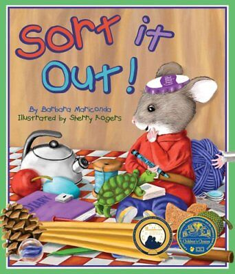 Sort It Out! by Barbara Mariconda 9781934359327 (Paperback, 2008)