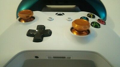 Xbox One controller Thumbsticks Mod Aluminum / Translucent Replacement Sticks T8