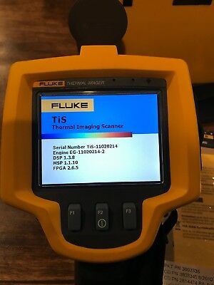 Fluke TiS Thermal Imaging Camera