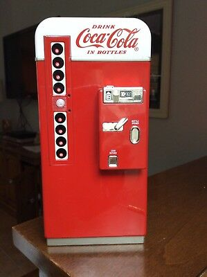 Coke-Coca-Cola-Vending-Machine-Piggy-Bank-1995