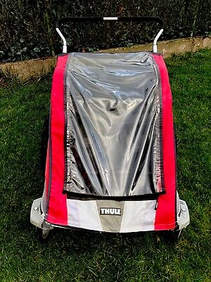 Chariot Thule Cougar 2 Komplettpaket