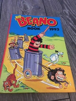 The Beano Book Annual 1993 - Very good condition