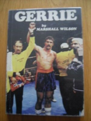 Gerrie by Marshall Wilson 1979 paperback copy in good condition for age