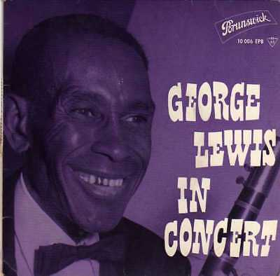 "George Lewis- In Concert, 7""Vinyl-EP-Single"