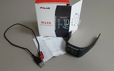 Polar m600 running heart rate watch, activity tracker GPS Android iPhone smart