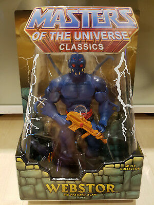 Masters of the Universe Classics Webstor (1. Auflage)