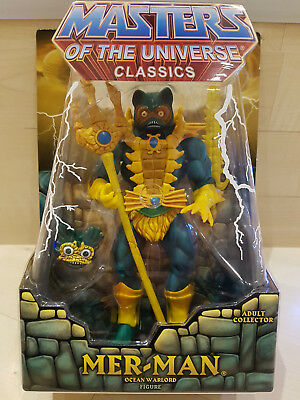 Masters of the Universe Classics Mer-Man (1. Auflage)