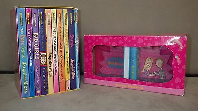 JACQUELINE WILSON Best Friends BOOK ENDS + 10 Book Box Set