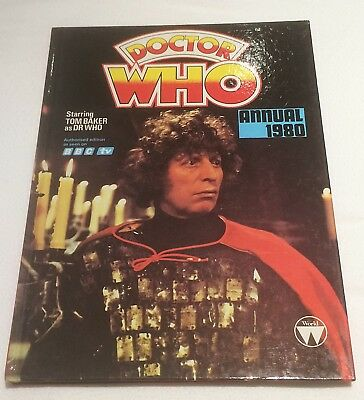 Bbc Tv   - Doctor Who Annual 1980