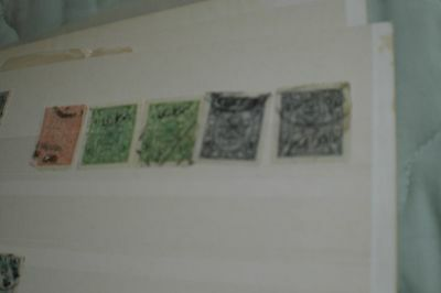 India Stamps Used-  Various Total 5 Stamps