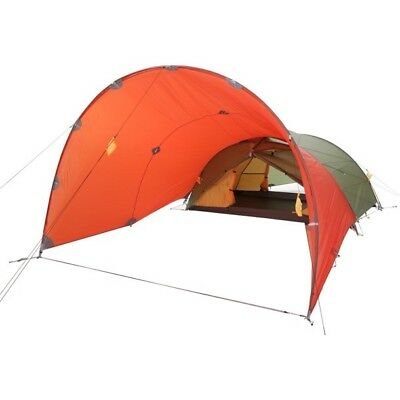 EXPED ARC TARP - Farbe: terracotta