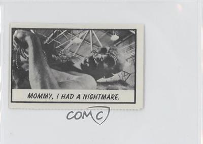 1963 Topps Monster Midgees Mini-Monster Laffs #34 Mommy I had a nightmare a8x