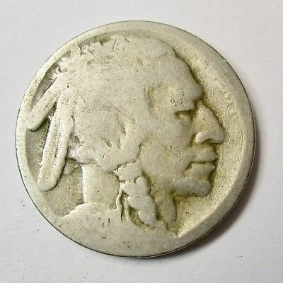 1920-S 5C Buffalo Nickel - Combined Shipping for all Purchases - .99 No Reserve