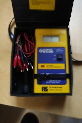 Seaward WT500 Cable Identifier - used but superb condition