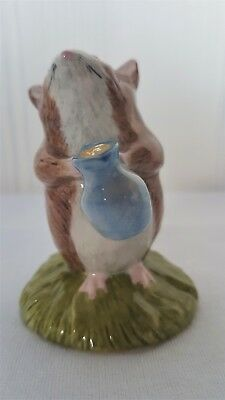 Royal Doulton Beswick Beatrix Potter figurine 'Timmy Willie Fetching Milk' BP10A