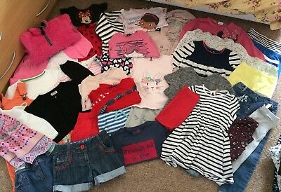 Girls Clothes Bundle 3-4/4/4-5 Years, Spring, Summer.