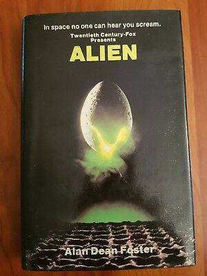Alien - Alan Dean Foster 1st edition UK hardback 1979