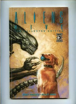 Aliens Hive Collected Edition - Titan Books - First Edition - Graphic Novel