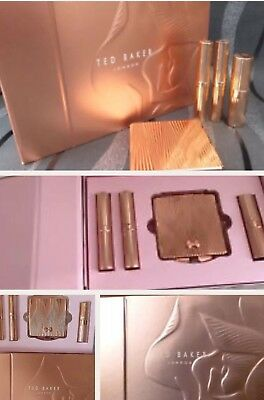 Ted Baker London Kissed By A Rose Lip Collection Gift Set