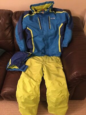 Boys Nevica Ski Jacket and trousers 9-10 yrs