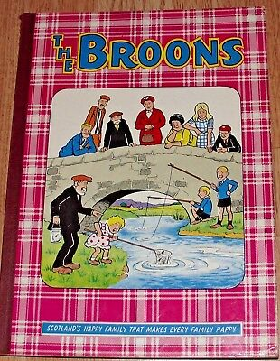 The Broons Book / Biannual 1969 .A good clean book in excellent condition.