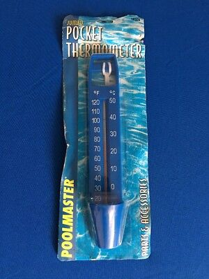 Poolmaster Swimming Pool Spa & Hot Tub Jumbo Thermometer