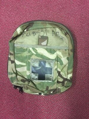 OSPREY MK4 MOLLE FIRST AID POUCH MTP Grade 1 551