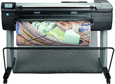 NEW HP DESIGNJET T830 36 Inch Multifunction Plotter/Printer AU Stock F9A30B