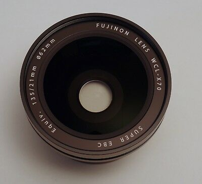 Fujifilm WCL-X70 Wide Conversion Lens for X70 Digital Camera