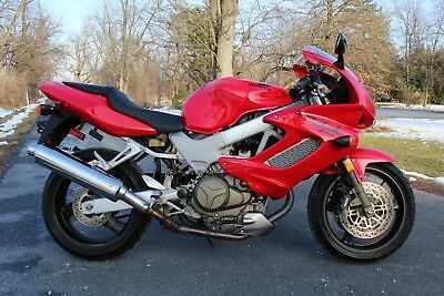2001 Honda Other  Honda Superhawk VTR100F Mint Cond With 1,951 Miles!!!