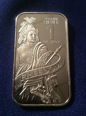 Low Price! Statue of Freedom American Eagle 1 oz Troy .999 Fine Silver Bar #138