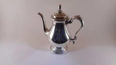 Very Nice! 1847 Rogers REMEMBRANCE (1948) COFFEE POT - Marked 9801 on bottom
