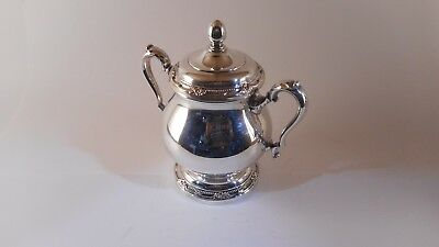 Beautiful! Remembrance by 1847 Rogers - Sugar Bowl w/Lid
