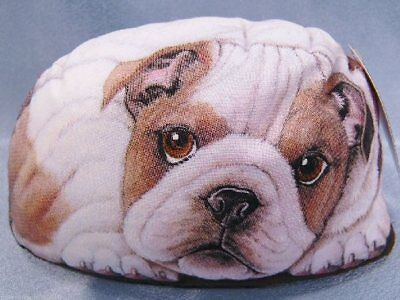 Bulldog Puppy Paperweight made in the USA