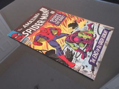 Amazing Spider-Man #40 - HIGH GRADE - Marvel 1966 - ORIGIN of The Green Goblin!!