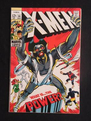 X-Men #56 MARVEL 1969 - 1st app Havok/ with out costume - Stan Lee, Cyclops!!!!