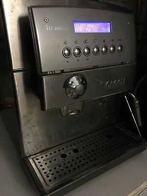 Gaggia Titanium Plus Bean To Cup Coffee Machine