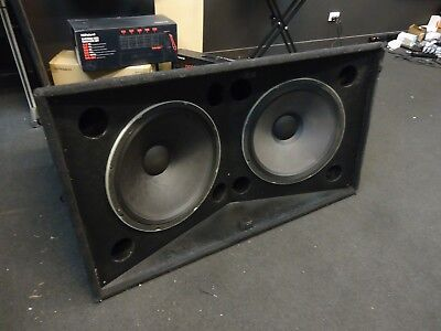 "Peavey Hdh-3 High Level Dual 18"" 250W Sub/speaker Live/pa/studio/dj/party/gig"