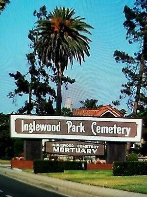 Inglewood Park Cemetery Mausoleum - Sanctuary of Harmony Los Angeles Calif.