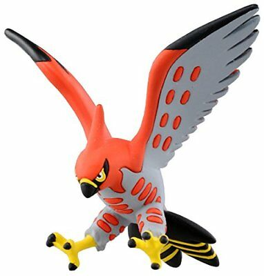 """Takaratomy Official Pokemon X and Y MC-050 2"""" Talonflame Action Figure"""