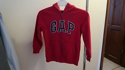 Excellent Condition GAP Red Jacket Age 6-7 Years - Free Delivery
