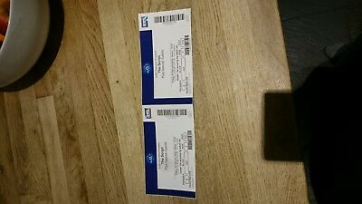 2 Tickets for The Script @ 02 London Friday 23 February