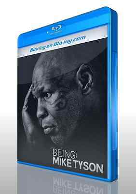 Being: Mike Tyson on Blu-ray