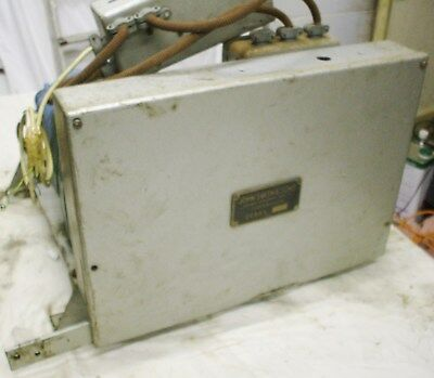 Smiths Electric H2 Striking Unit For Turret Clock Bell  (Not Master Clock)