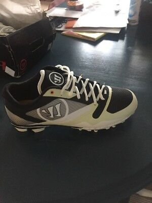 New Warrior Gospel Cleat Size 11