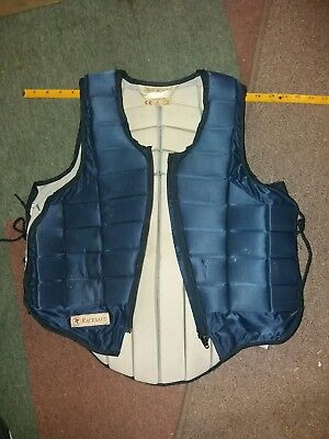 Adult Small Racesafe body protector
